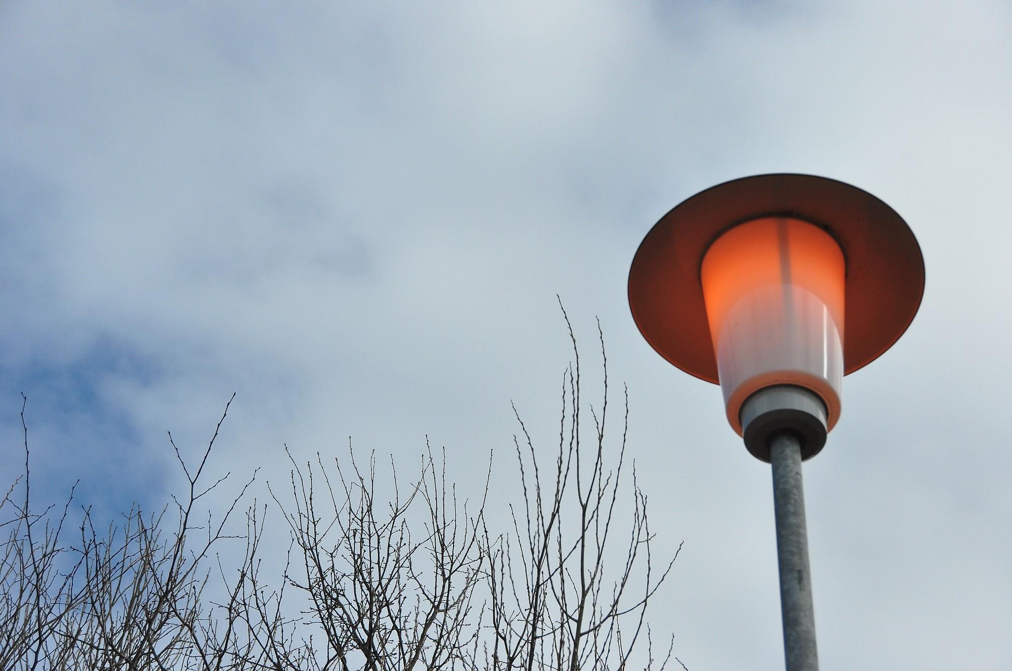 Хотят модернизировать светильники в Новой Лиепае