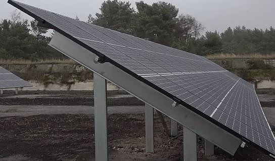 Латвия планирует до 2030 года обеспечить 50% возобновляемой энергии в конечном потреблении