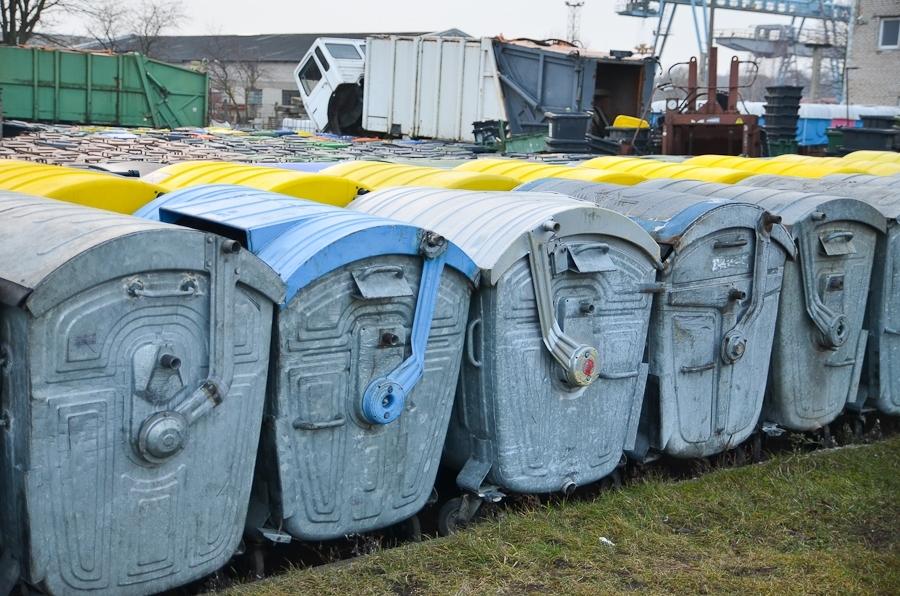 Из-за налога в следующем году вырастут тарифы на вывоз мусора