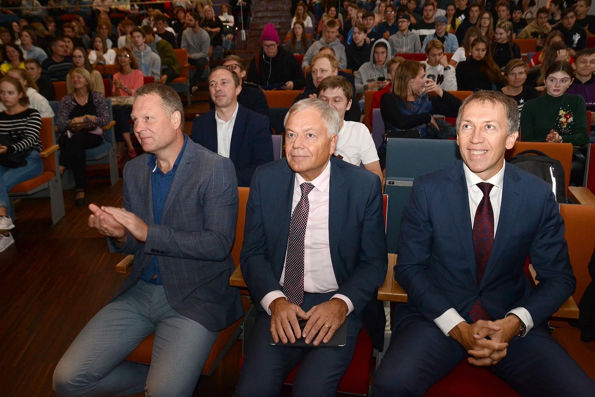 Первый год правления Яниса Вилнитиса позади