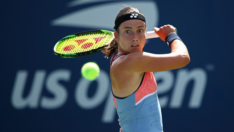Севастова и на втором турнире в сезоне не смогла преодолеть первый круг