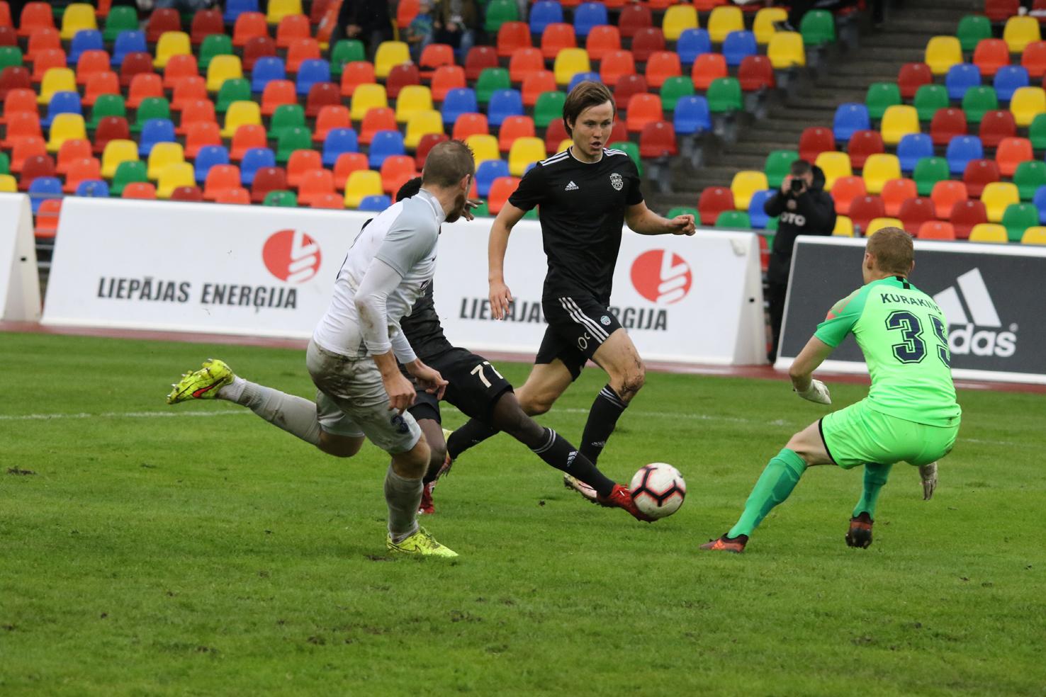Масштабные перемены в штабе ФК «Лиепая»