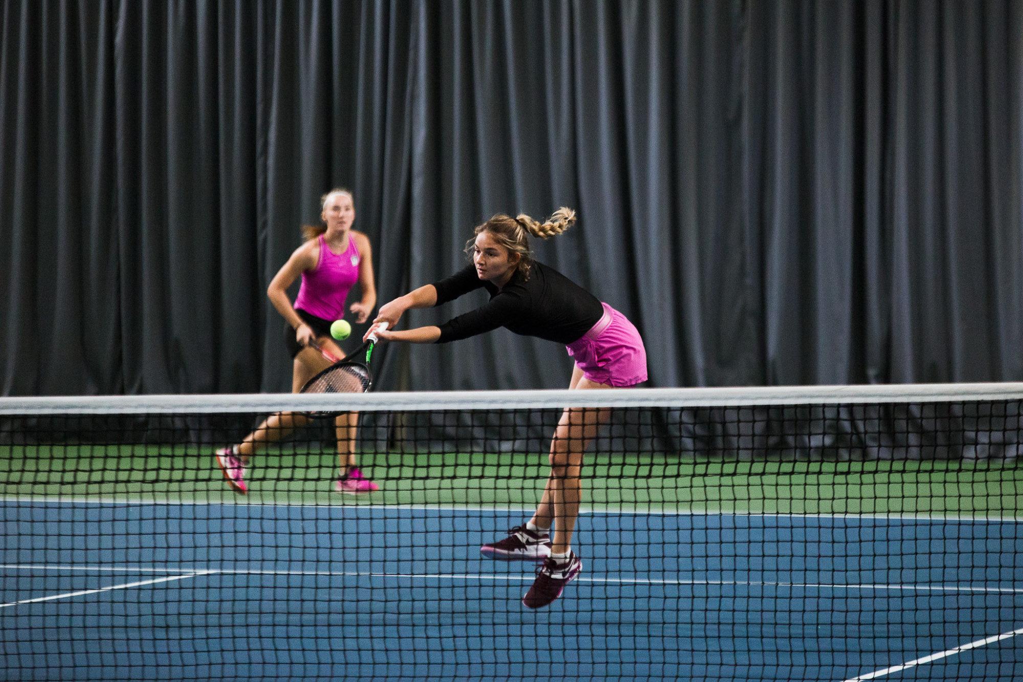 В Лиепае проходит международный женский турнир ITF по теннису «Liepaja Open»