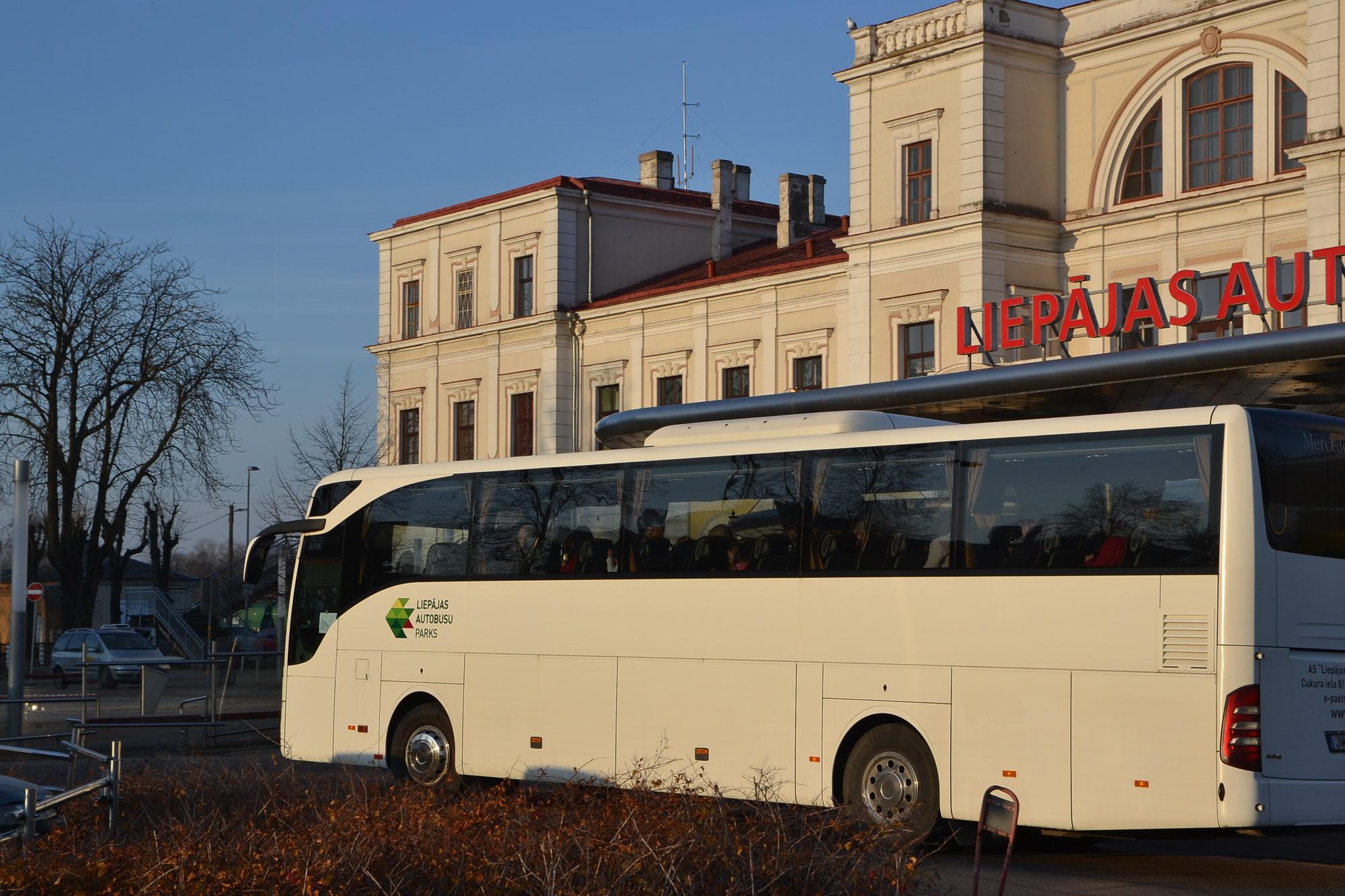 Проезд на автобусе станет дороже