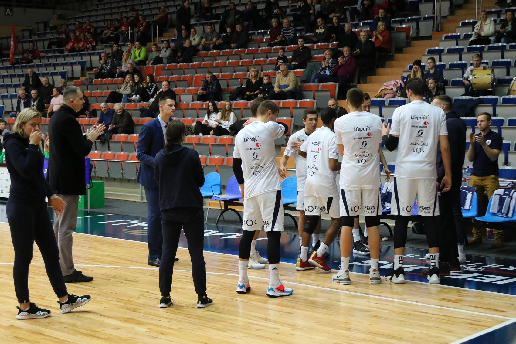 «С начала года мы в состоянии рестарта» – Шталбергс объясняет перемены в лиепайском баскетболе