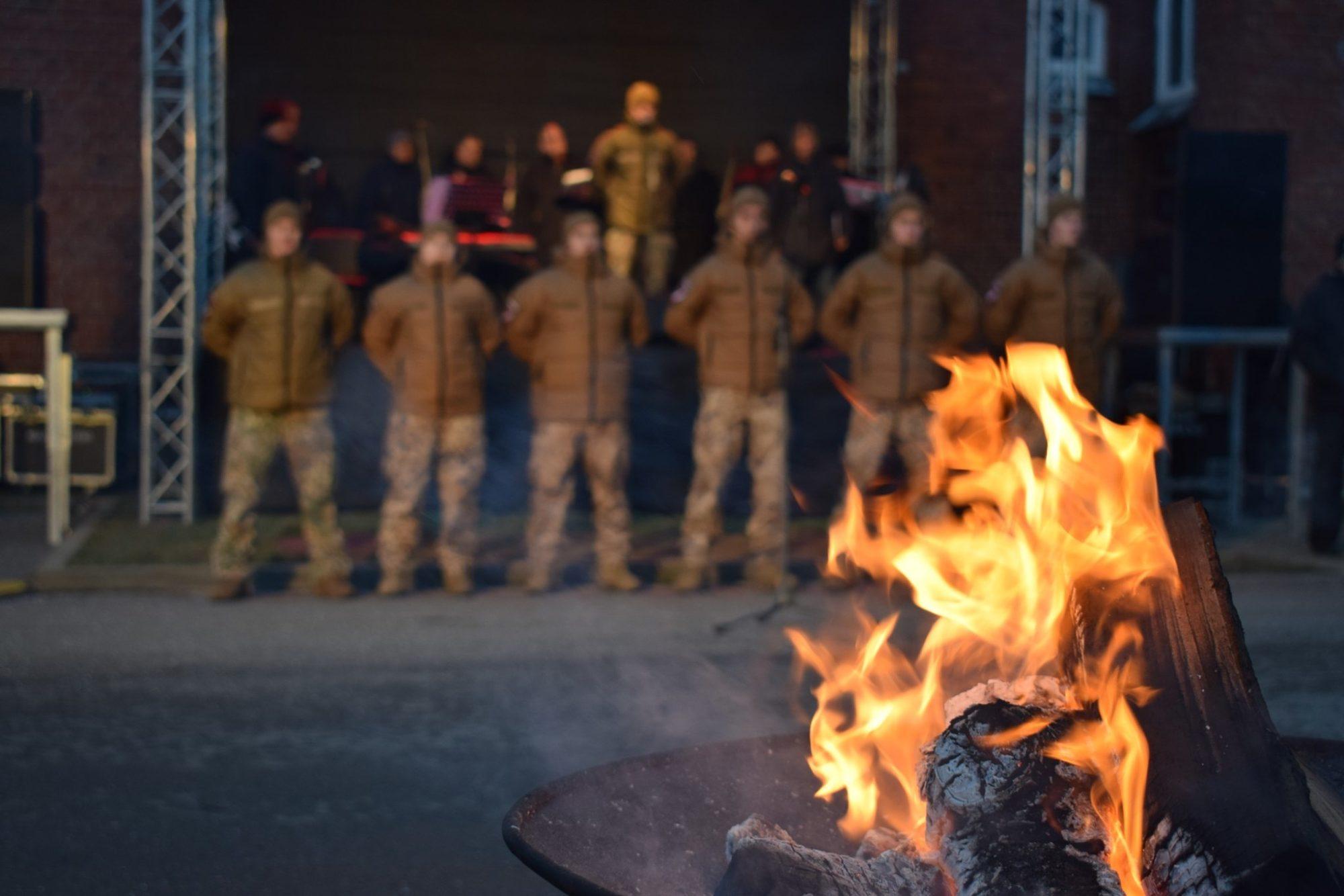 В этом году мероприятие памяти баррикад – под знаком  единства и флагов