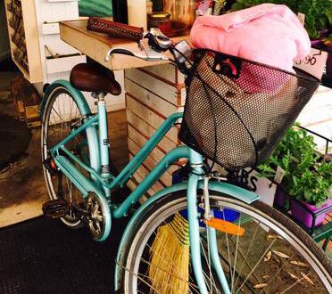 Из колясочной украден велосипед