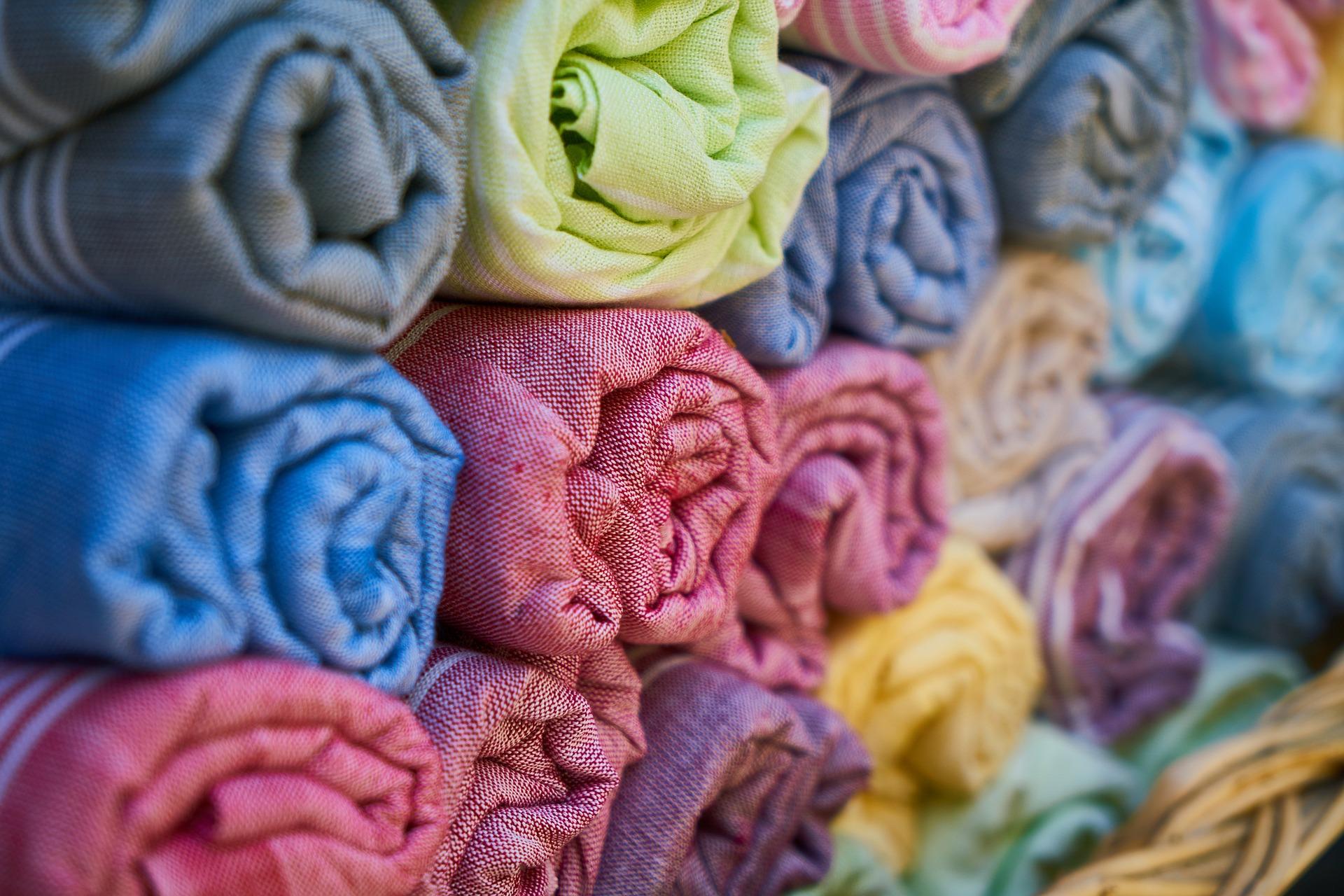 В текстильной промышленности в прошлом году экспорт вырос почти на 12 %