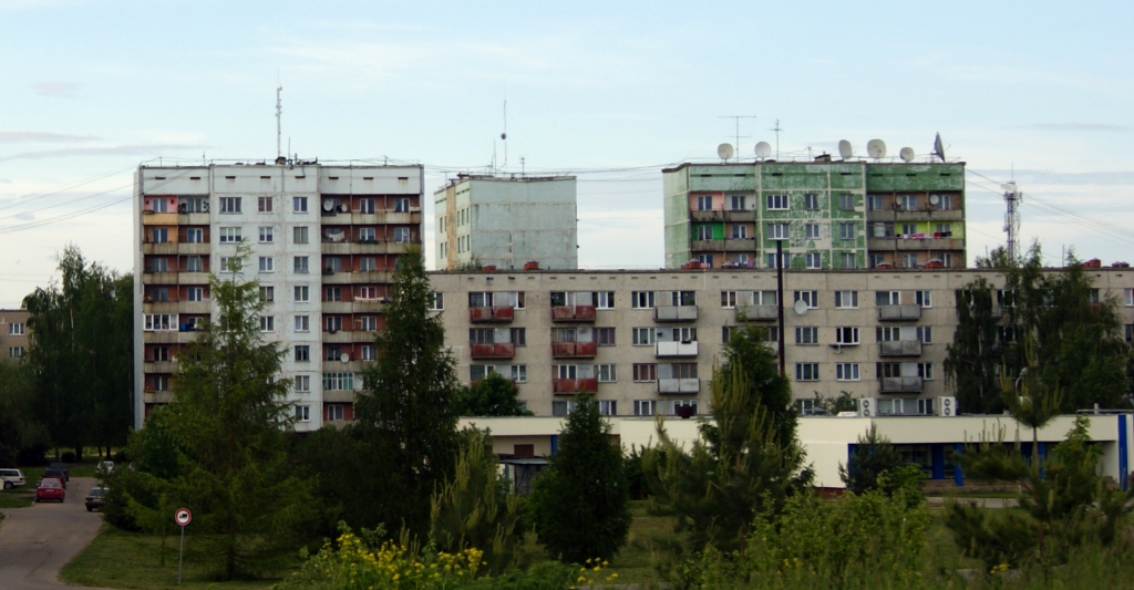 Госконтроль: безопасность жилых зданий в Латвии ухудшается