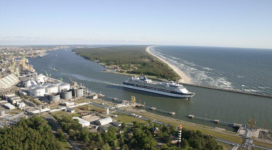 """Литовские институции среды предоставляют информацию о загрязнении, вызванном  """"Grigeo Klaipeda"""""""