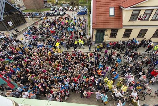 Вновь состоятся игры по ориентированию «Следы Лиепаи в Латвии»