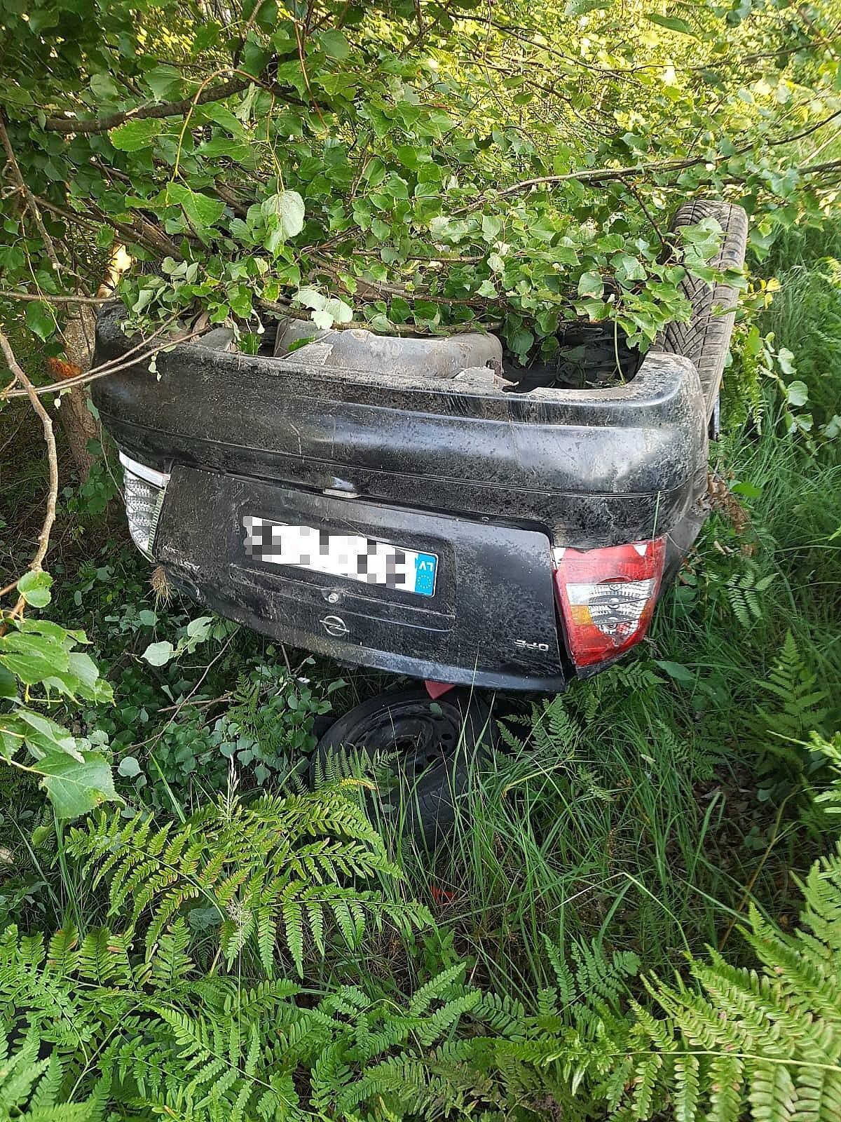 Аварию на Ницком шоссе все еще расследуют