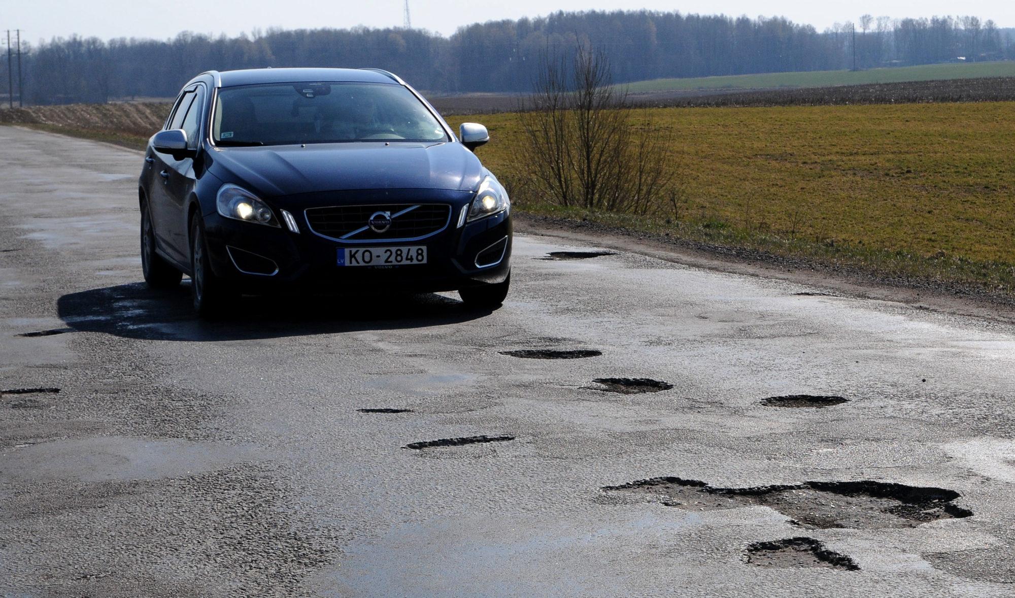В новом крае нужны хорошие дороги
