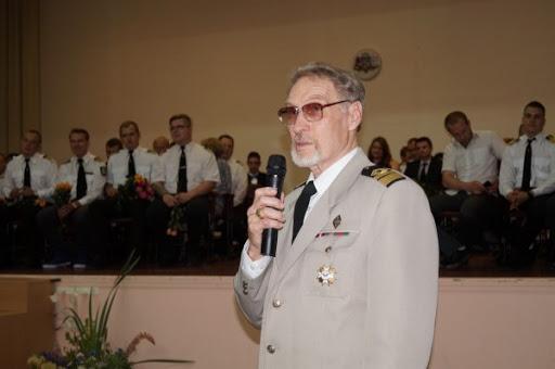 На титул «Почетного лиепайчанина» в этом году выдвинут капитан порта Эдуард Райтс