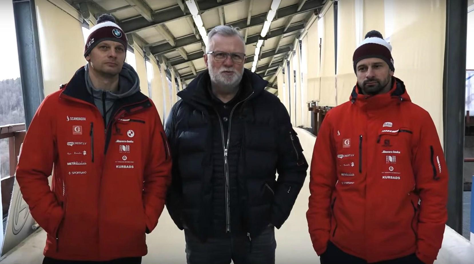 Братья Дукурсы с произведёнными в Лиепае лезвиями завоевали более 100 медалей на этапах Кубка мира