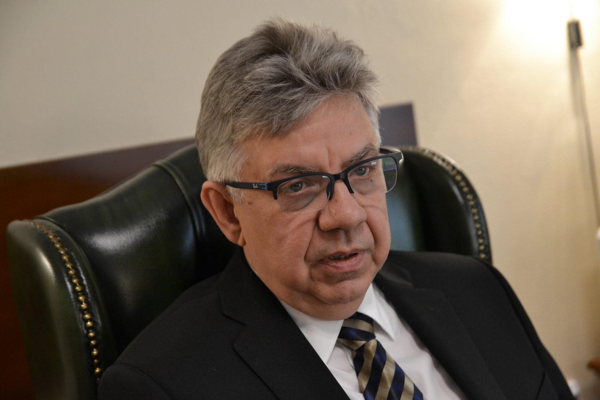 Новый генконсул РФ В Лиепае: «У нас иное мнение»