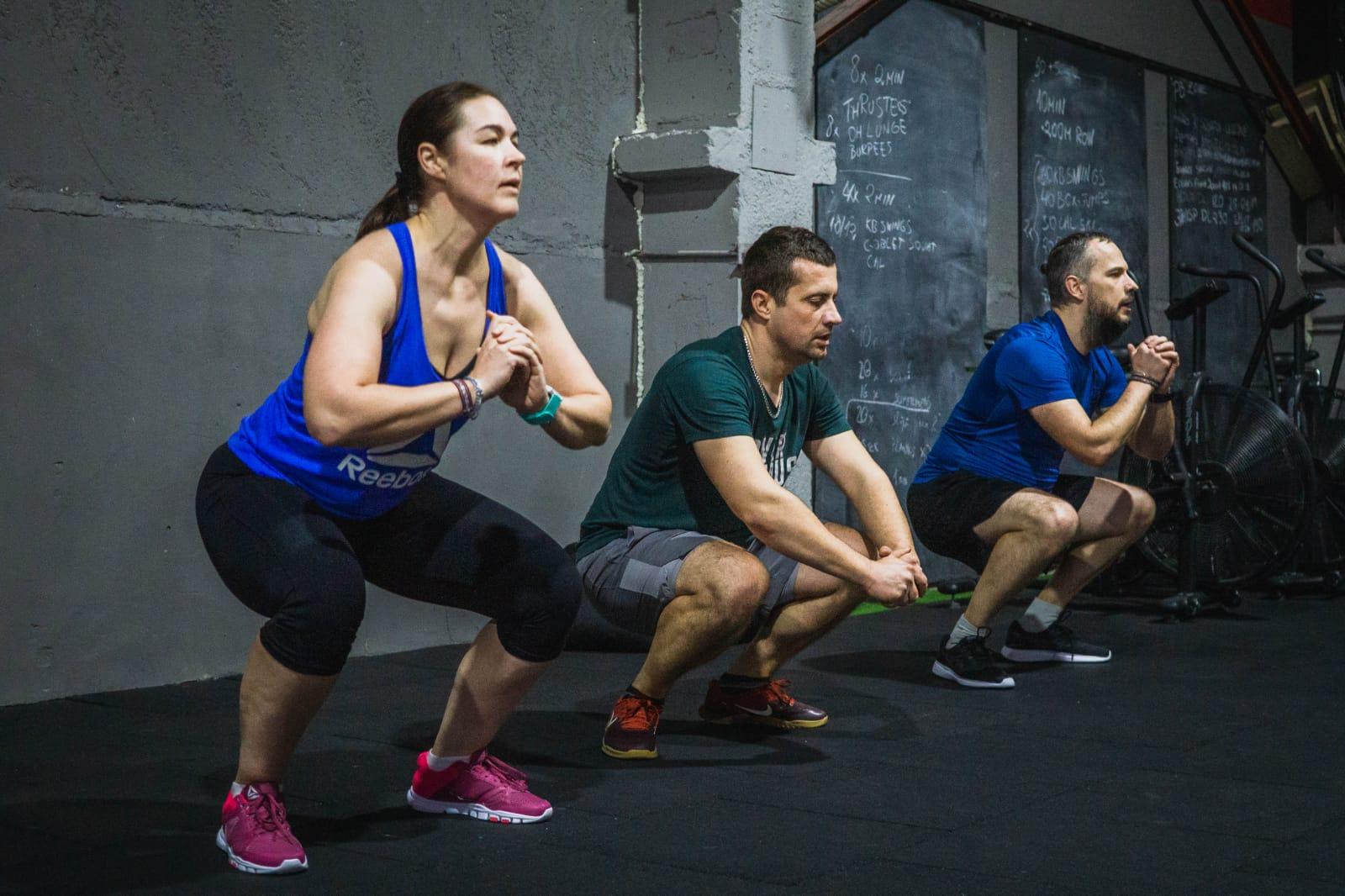 """""""Power House Liepāja"""" приглашает на ознакомительную тренировку по кроссфиту"""