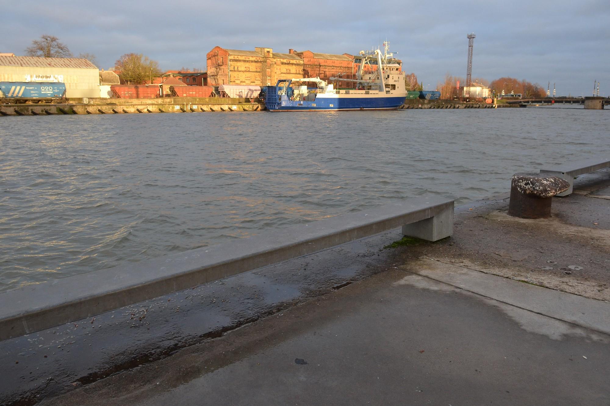 В Торговом канале, возможно, утонул мужчина