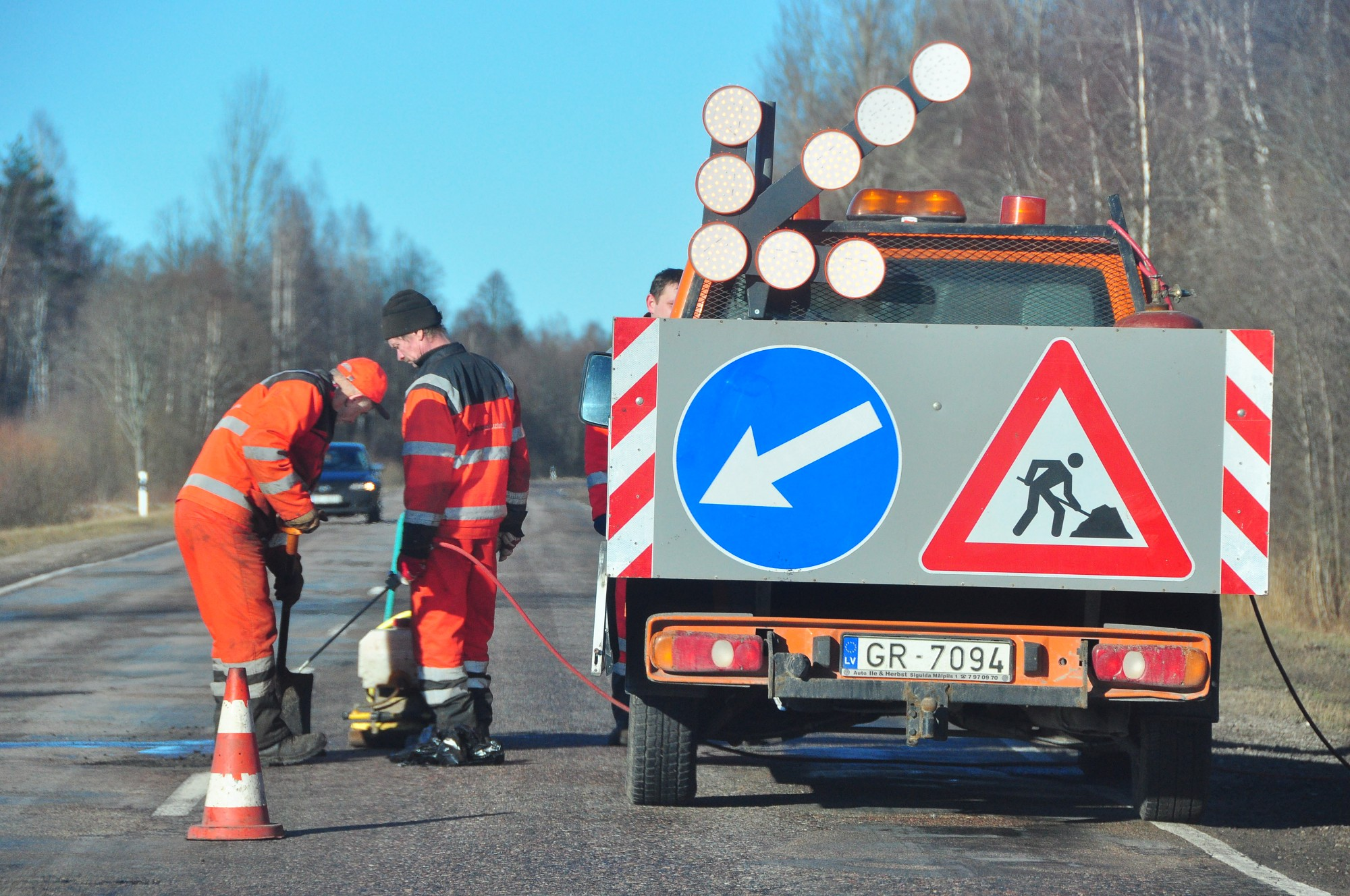 МОСРР подготовило предложения для приведения в порядок 105 важных для региональной реформы участков дорог