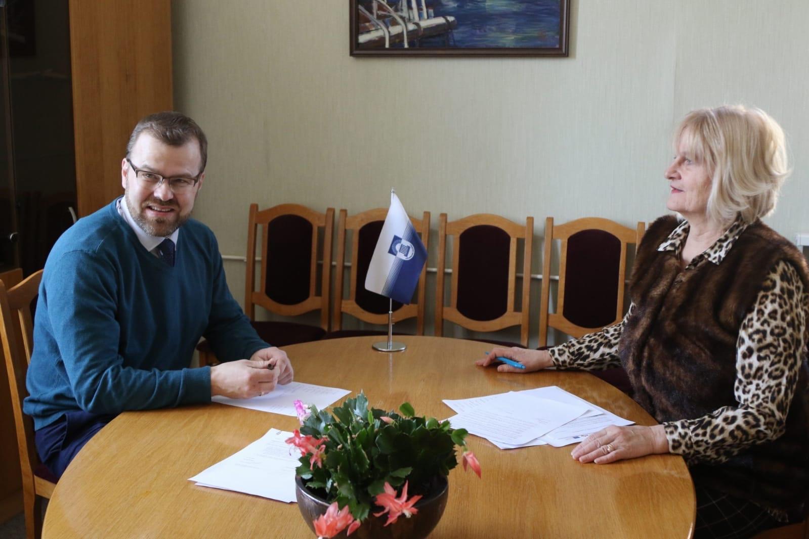 Обязанности директора по развитию Лиепайского университета начинает выполнять Улдис Зупа