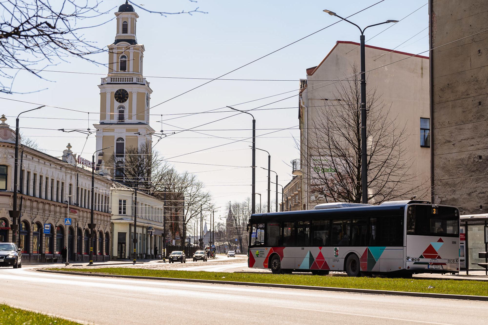 Будет закрыт автобусный маршрут 1 и 1а