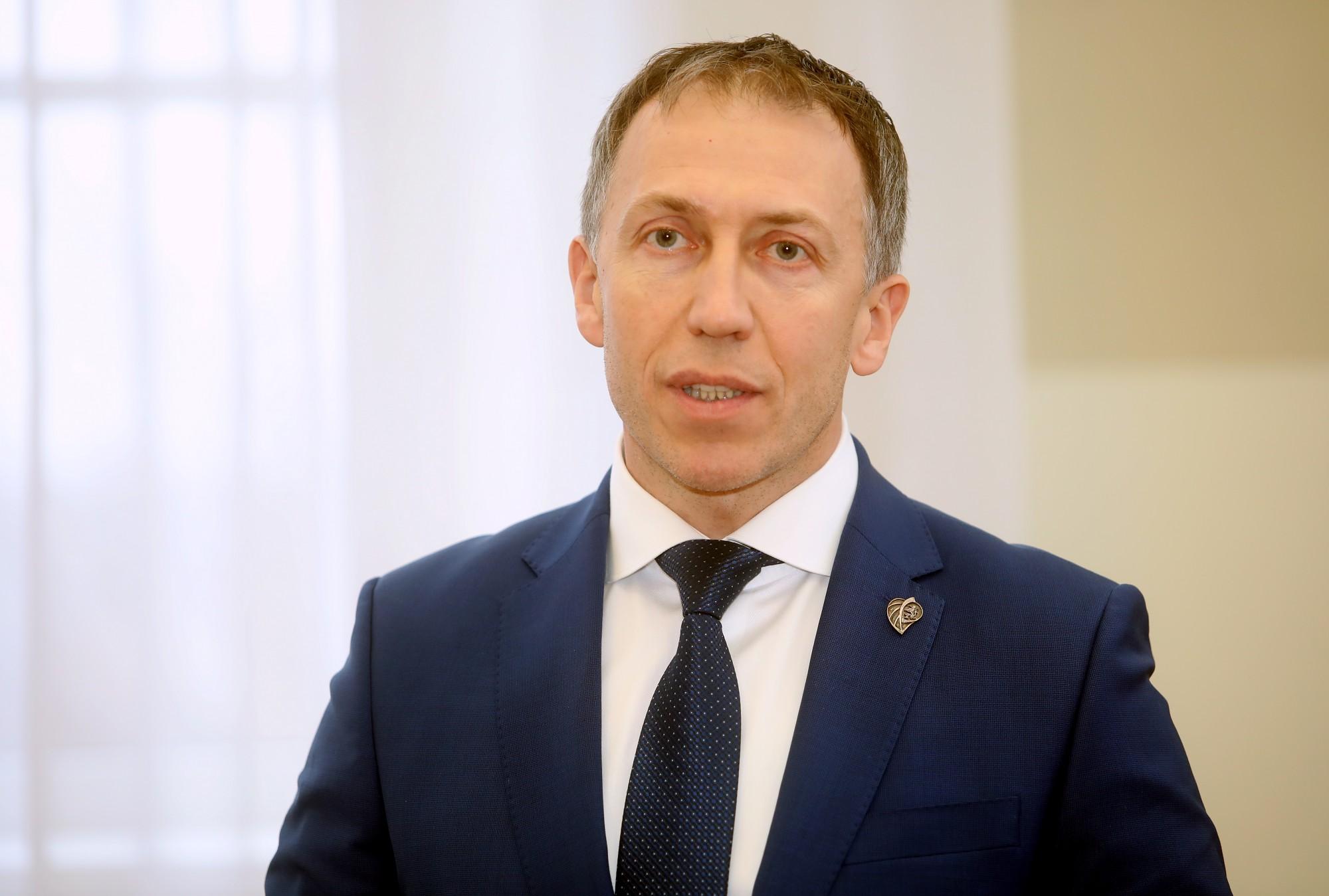 Янис Вилнитис объяснил мотивы своих действий и извинился перед лиепайчанами