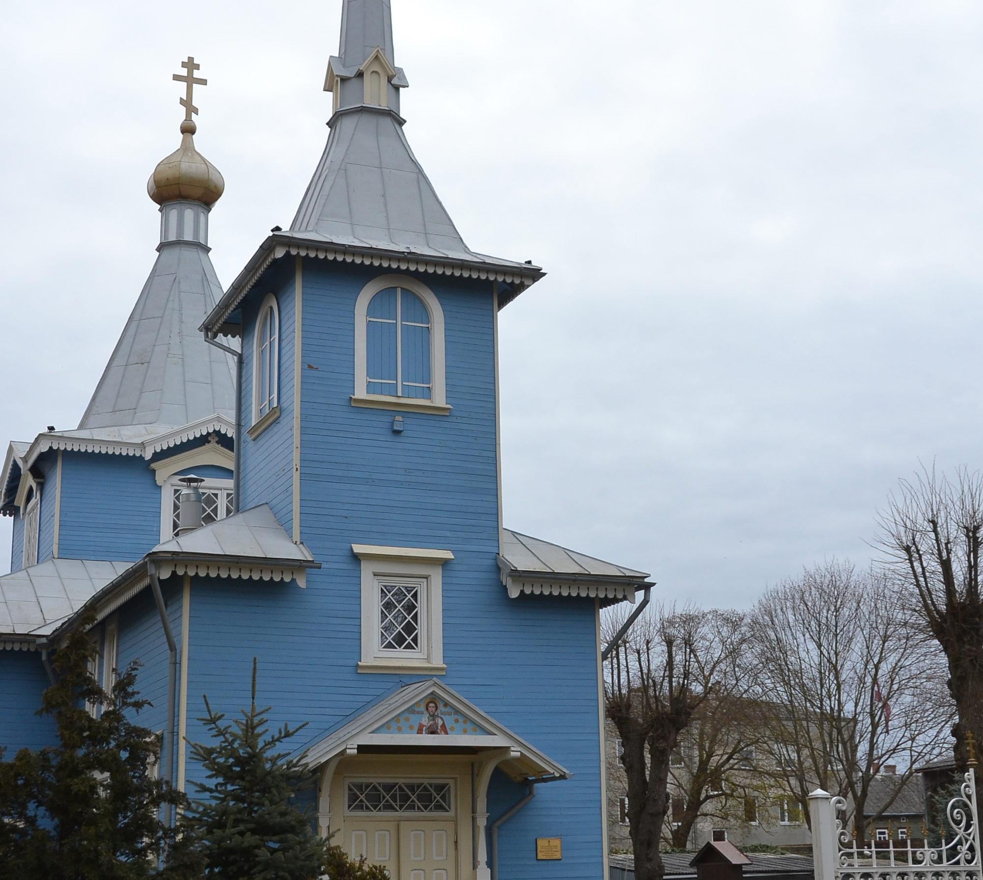 В православном богослужении полиция нарушений не усмотрела