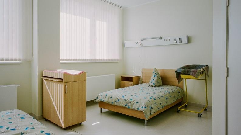 В Лиепайской региональной больнице возобновлены семейные роды
