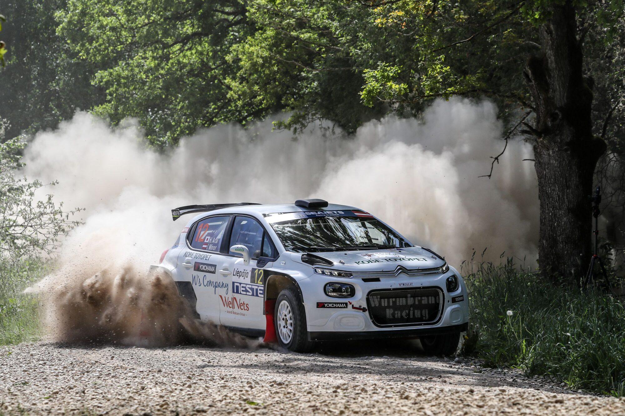Необходимые 450 000 евро для приобретения лицензии для проведения этапа WRC в Латвии предлагают выделить из средств на непредвиденные расходы