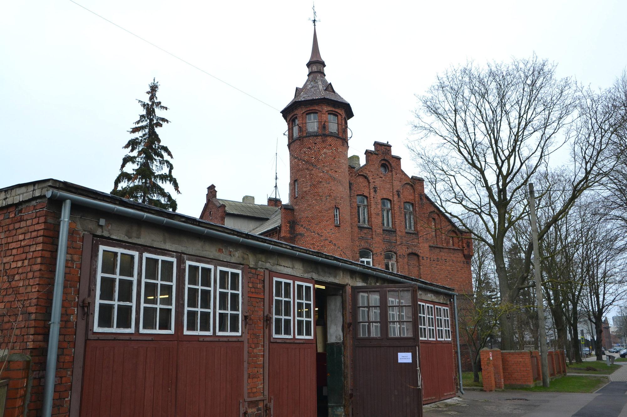 Бывшее пожарное депо в Новой Лиепае продано с аукциона за 120  000 евро