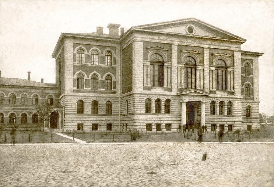 В Лиепайском музее можно осмотреть выставку, посвященную 180-летию архитектора Паула Макса Берчи