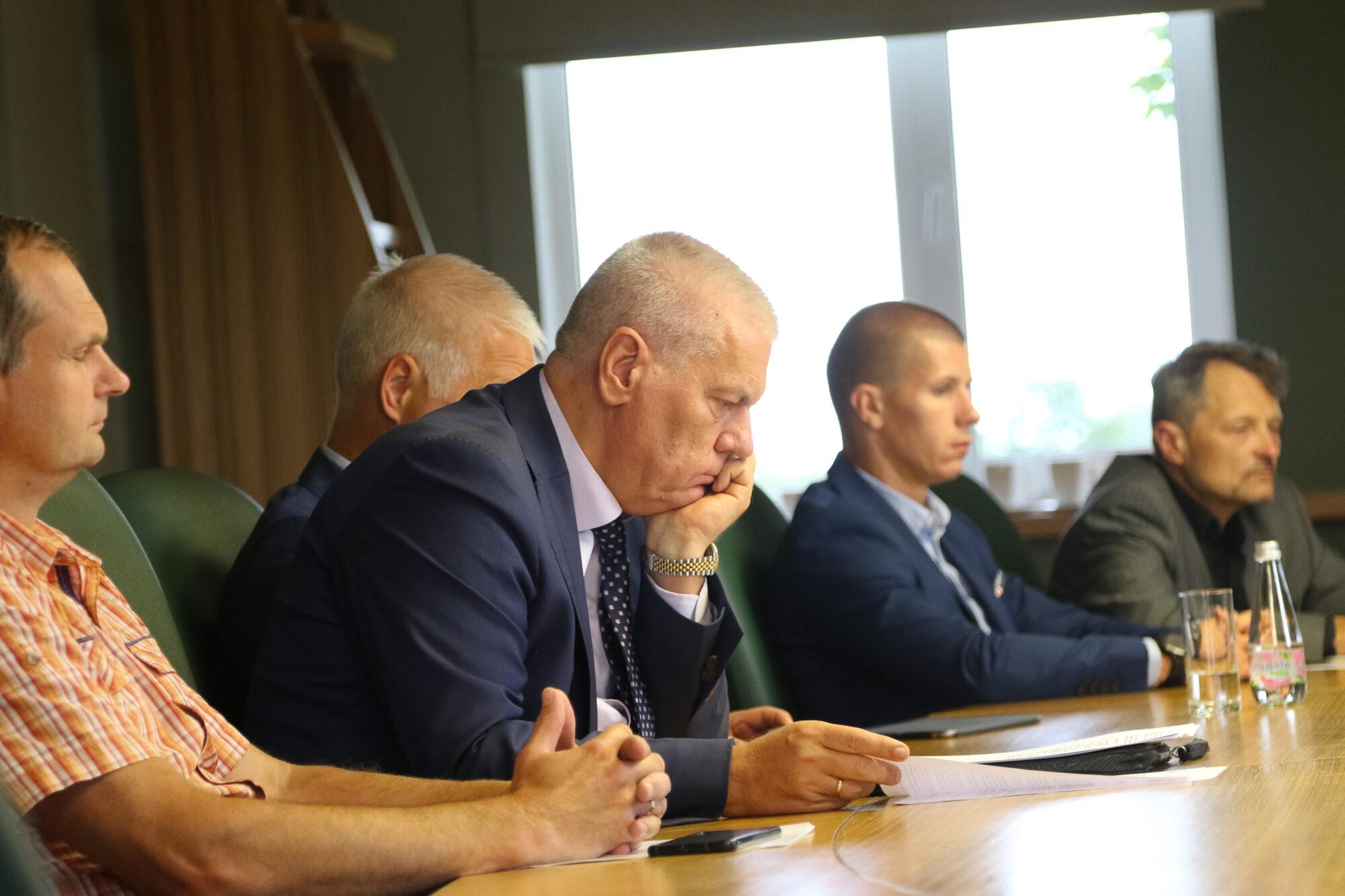 Большинство предпринимателей Лиепайского порта не поддерживают преобразование СЭЗ в государственное общество капитала