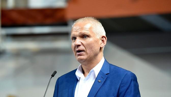 Тикмерс стал президентом Латвийского олимпийского комитета