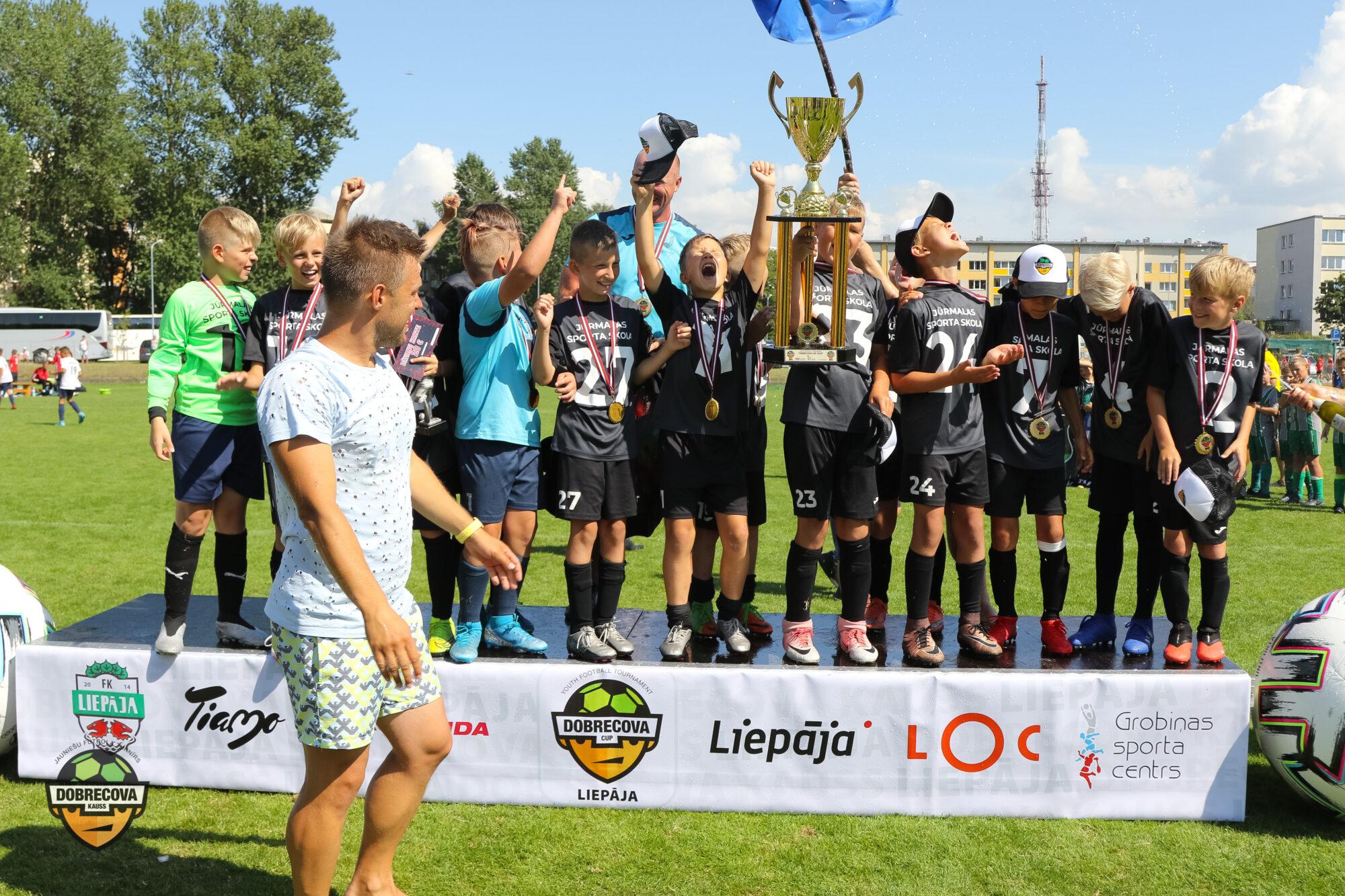 В конце недели состоялся розыгрыш «Кубка Добрецова – 2020»