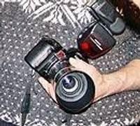 Когда в объектив попадают сами фотохудожники
