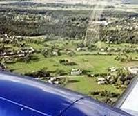 На Вайнедском аэродроме опять ревут самолеты
