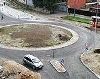 По площади Ливас надо ехать внимательно