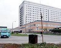 Больнице нужна более обширная автостоянка
