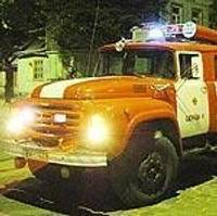 Переселение спасателей дало возможность разгуляться красному петуху