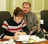 Гостили белорусские журналисты