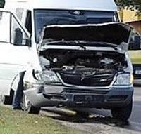 Очередная авария в «Бермудском треугольнике»