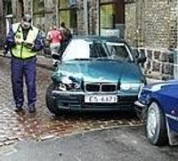 Будучи в нетрезвом состоянии, вызвал аварию