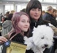 Приняли участие в международной выставке собак