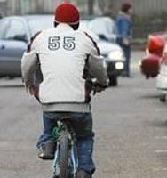 Подвыпившие велосипедисты создают опасные ситуации
