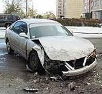 Зима тестирует автомобилистов