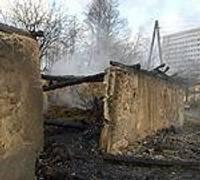Пожары на улице Слимницас