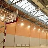 Хозяева спортзала полиции еще только осваивают новые помещения