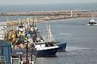 Грузооборот Лиепайского порта в прошлом году сократился