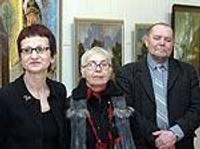 Выставка картин литовских художников в Лиепайском музее