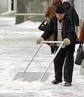 Снег на улицах и тротуарах. Хочется чище!